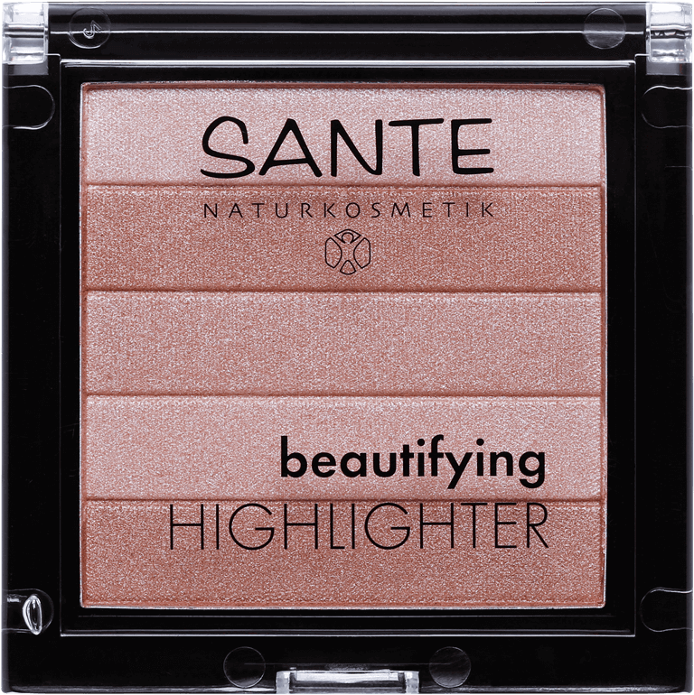 Highlighter Paletta 01 nude